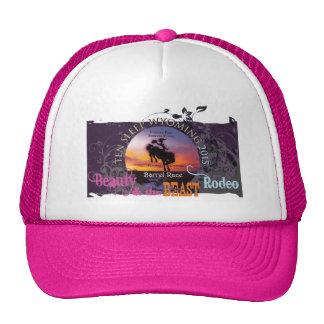 Para sempre chapéu do rodeio da vaqueira boné