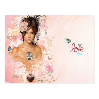 para sempre do amor cartão ily