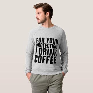 PARA SUA PROTEÇÃO EU PRECISO camisetas engraçadas