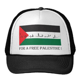 Para uma Palestina livre! Bones