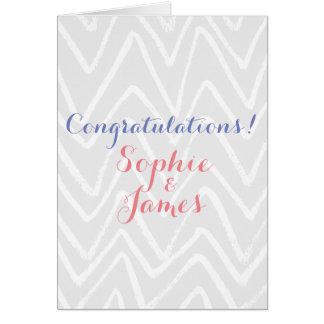 Parabéns - cartão personalizado