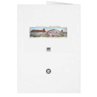 parabéns ilustrados da aliança de casamento cartão comemorativo