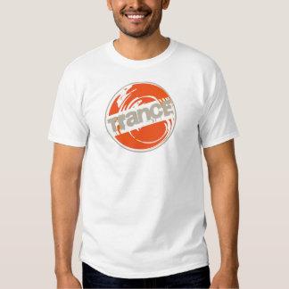 Parada do Trance - laranja Camisetas