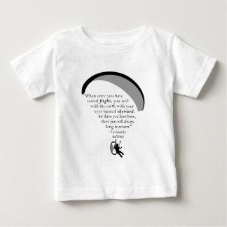 paraDaVinci Camiseta Para Bebê