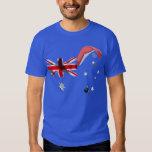 PARAGLIDING AUSTRÁLIA pontocentral Camisetas