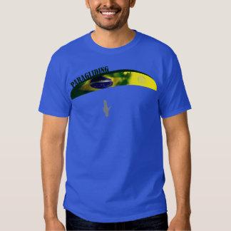 PARAGLIDING BRASIL 2 pontocentral Tshirt