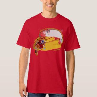 PARAGLIDING SPANISH pontocentral Camiseta
