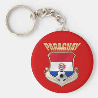 Paraguai 2010 presentes do futebol do futebol do P Chaveiro