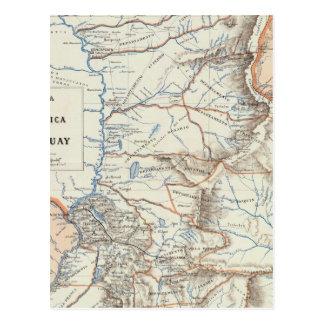 Paraguai Cartão Postal