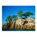 Paraíso encontrado, Seychelle Cartao Postal