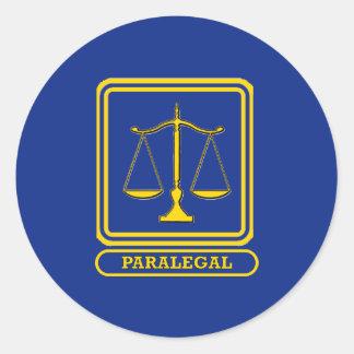 Paralegal Adesivo
