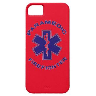 Paramédico do sapador-bombeiro capas para iPhone 5