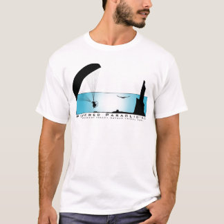 Parapente psto PPG Camiseta