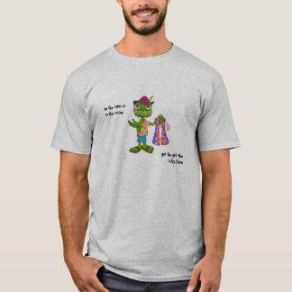 PaRappa o t-shirt do rapper Camiseta