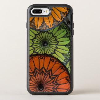parasóis para a venda, bagan, myanmar capa para iPhone 8 plus/7 plus OtterBox symmetry