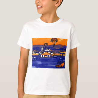 Paraty - Rio de Janeiro - Brasil Camiseta