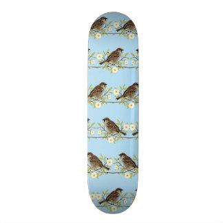 Pardais Shape De Skate 19,7cm