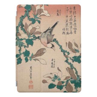 Pardal de Hokusai Java na arte de GalleryHD da Capa Para iPad Pro