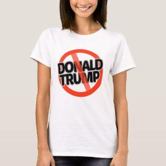 Pare Donald Trump -- Design do Anti-Trunfo - Camiseta