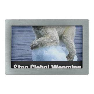 Pare o aquecimento global agora