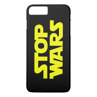 Pare o caso do iPhone 7 das guerras Capa iPhone 7 Plus