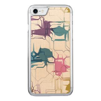 Parede rachada capa iPhone 8/ 7 carved