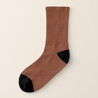 Pares de meias do grupo do confortável-estiramento