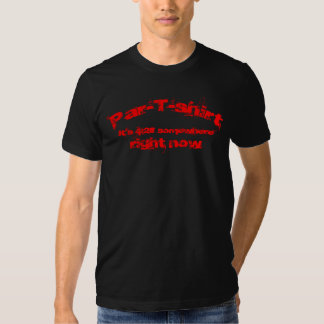 Paridade-T-camisa é 4:20 em algum lugar Tshirts