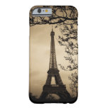 Paris Capa Barely There Para iPhone 6