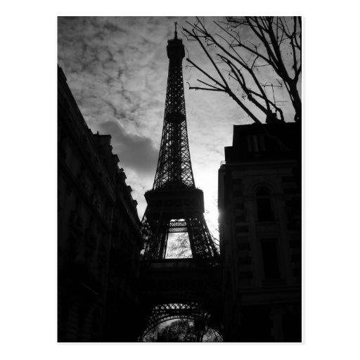 Paris Cartoes Postais