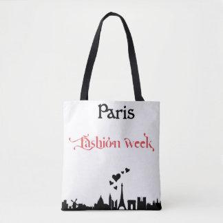 Paris Fashion Week Tote