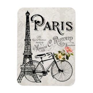 Paris, France - ímã do vintage