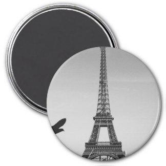 Paris Ímã Redondo 7.62cm
