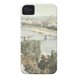 Paris, La Seine Capa Para iPhone 4 Case-Mate