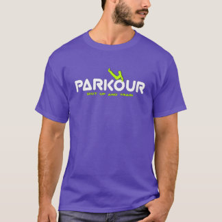 Parkour - camiseta