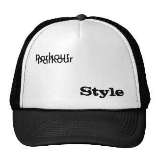 Parkour, Style, Parkour Boné
