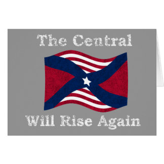 Paródia da guerra civil cartoes