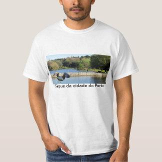 Parque da cidade do Porto Camisetas