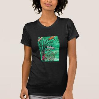 Parque da libélula camiseta