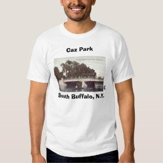 Parque de Caz a ponte verde T-shirt