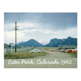 Parque de Estes, cartão de Colorado