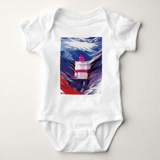 Parque de Stanley do farol da arte de Gylliayn Camisetas