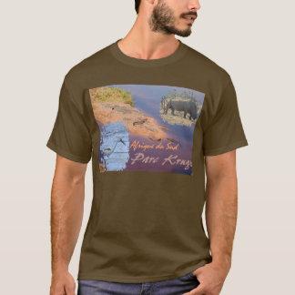 Parque Kruger África do Sul T-shirts
