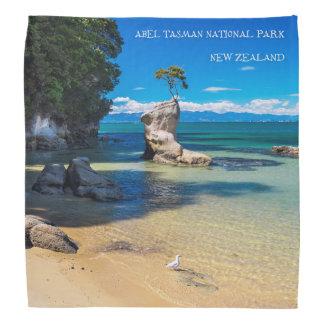 Parque nacional de Abel Tasman, bandana de Nova
