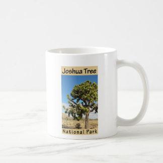 Parque nacional de árvore de Joshua Caneca De Café