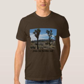 Parque nacional de árvore de Joshua T-shirts
