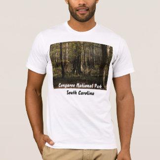 Parque nacional de Congaree Camiseta