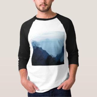 Parque nacional de curvatura grande camiseta