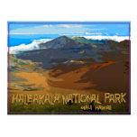 Parque nacional de Haleakala, Maui Havaí Cartões Postais