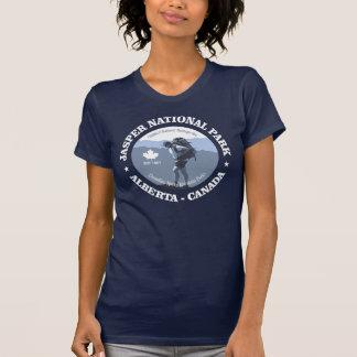 Parque nacional de jaspe camiseta
